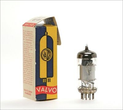 EF86 6CF8 VALVO audio tube in box -> TOP NOS tested =>100% !