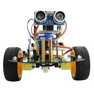 Robot Yahboom Smart Car & Starter Kit 2in1 Pour Arduino UNO Automatique