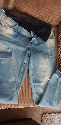 Mothercare Maternity jeans size 18r NEW