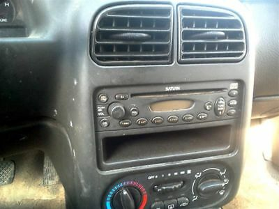 Audio Equipment Am-Fm-Cd Player Opt U1C Fits 00-03 Saturn L Series 140571