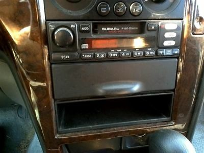 Audio Equipment Am-Fm-Cassette Brighton Fits 00-01 Legacy 136735