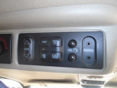 Audio Equipment Rear Control Opt Uk6 Fits 00-03 Montana 131622