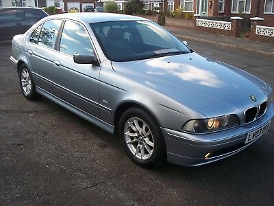 2003 Bmw 525I Se Auto/tiptronic *100K Miles* *fsh* *leather*  *vgc In/out* *mot*