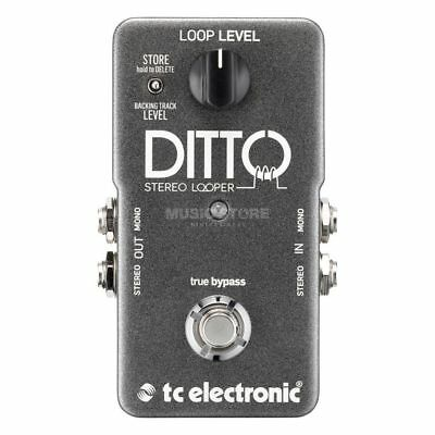 TC Electronic - Ditto Stereo Looper