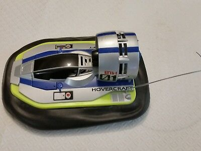Hovercraft Remote Controlled Toy Rc Vintage