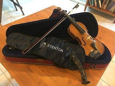 Stentor Student 2 Violin Outfit - Student 2 Outfit 3/4
