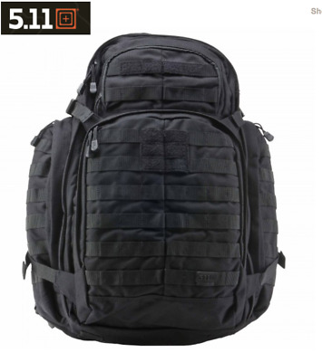 5.11 Tactical Rush 72 Black Large Back Pack - New Genuine
