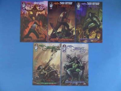 Darkness 90,91,92,93,94,95 Outer Darkness Full Story! Nm