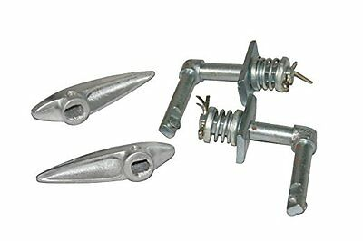 New HQ Repro Complete Side Panel Opening Handles Lambretta Series 2 Scooter