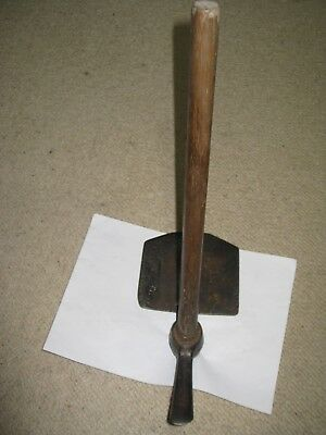 Entrenching Tool, Ww1, Marked D&d