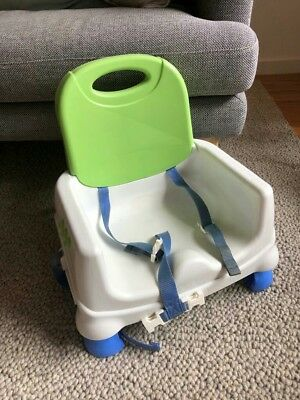 Fisher Price Portable Booster Baby Toddler High Chair