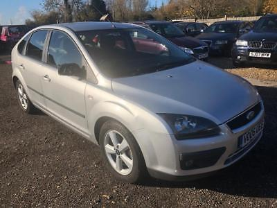 2006 Ford Focus 1.8 TDCi Zetec Climate Hatchback 5dr Diesel Manual (143
