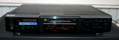 SONY MDS-JE640 MD Player / Recorder (MiniDisc) Made in Japan