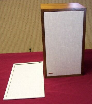 Dynaco A-25 Speaker New Replacement Grilles & Logo Plates