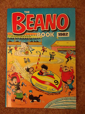 Beano Book 1982. Annual. Good condition. Price intact.