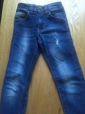 Boys Next Super Skinny Jeans Age 5 Years