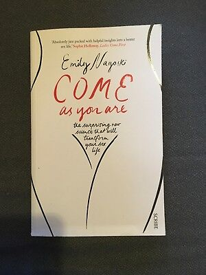 Come as You Are: the surprising new science that will transform your sex life by