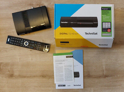 TechniSat DIGIPAL T2 HD - DVB - DVB-T2 HD Receiver