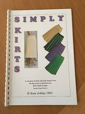 Simply Skirts By kate Arklay