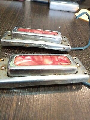 Old Soviet pickup for electric guitar