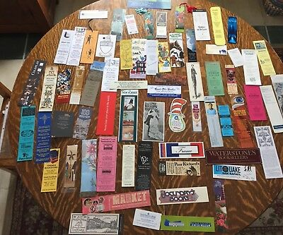 Lot Of Over Sixty Bookmarks