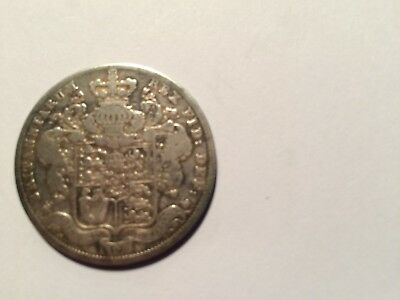 1825 George IV 4th Half Crown halfcrown - Condition  better than picture!