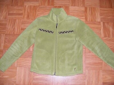 GOLFINO Damen Jacke Fleece Gr. 40 TOP