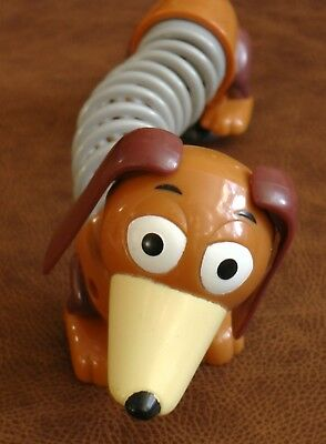 "McDonald's aus Disney ""Toy Story"" Slinky Dog 2000"