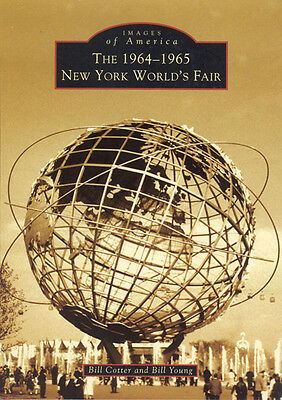 1964-65 New York World's Fair - Images of America book #1 signed to you