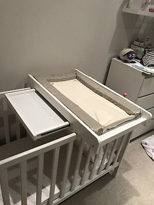 Cot Top Changer (Changing Table Top / Board)