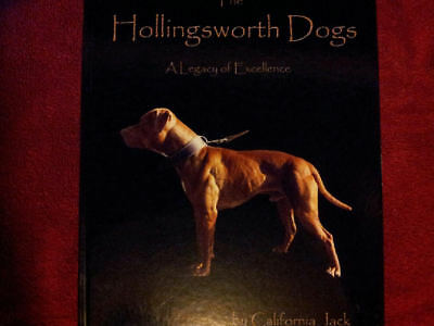 The Hollingsworth Dogs HC Pit Bull Book