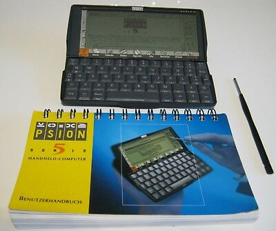 Psion Serie 5 Handheld Computer Psion Pocket Pc Psion Serie 5 Computer