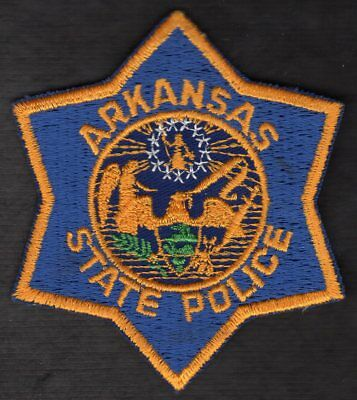 Arkansas State Police shoulder Patch