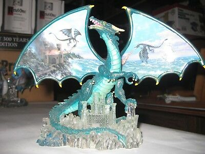 The Dragons Realm Collection, Surging Waters, Dragon Statue
