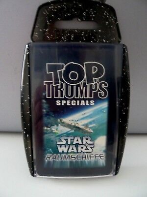 Star Wars Raumschiff - Quartett von Top Trumps Specials