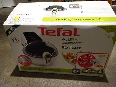 Tefal ActiFry express XL-Friteuse (made in France), originalverpackt