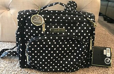 Ju-Ju-Be Bff Legacy (The Duchess) Black White Dots New Nwt $179.95