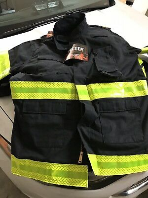 TecGen51 Dual Certified wildland And extrication - Coat - Size XL