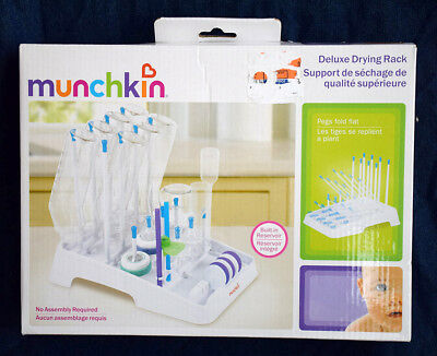 Munchkin Deluxe Drying Rack, NEW (other)