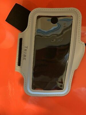 Tribe Water Resistant Cell Phone Armband Case for iPhone 8 Plus, 7 Plus, 6 Plus,