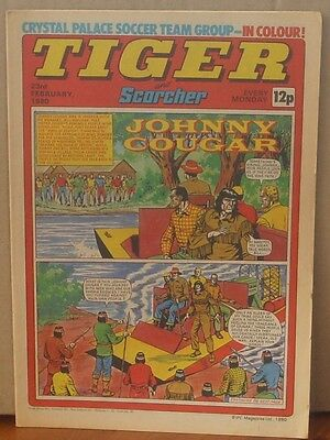 TIGER and SCORCHER 23rd February 1980 Johnny Cougar Hotshot Hamish Billy's Boots
