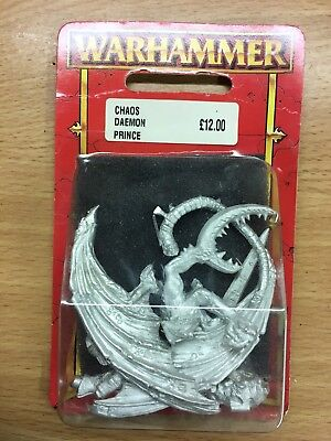 Games Workshop Warhammer AoS Chaos Daemon Prince Fantasy 40K Citadel