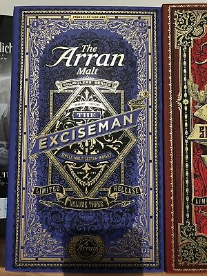 The Arran Smugglers Series 3    The Exciseman    Single Malt - Limited Edition!