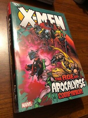 Marvel X-Men: The Age of Apocalypse Companion Omnibus [Hardcover, 992 Pages] NEW