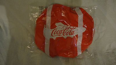 Coca Cola 2014 Fifa World Cup Duffel Bag And Bottle Koozie Brand New