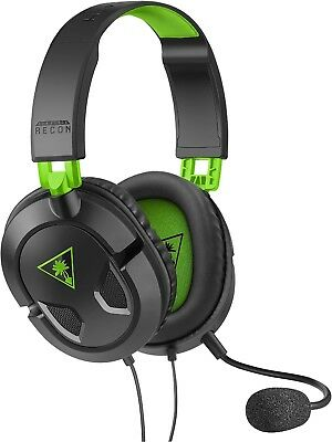 Turtle Beach - Ear Force Recon 50X Stereo Gaming Headset - Xbox One, PS4 + More