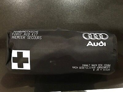 Genuine Audi First Aid Kit 8P0 860 282