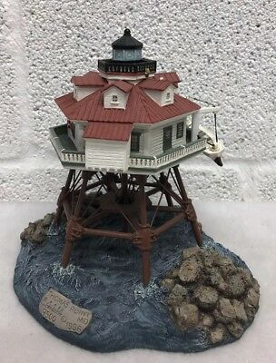 Thomas Point Shoal Maryland #181 Harbour Lights Lighthouse 1996