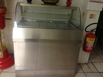 Electric Baine Marie & Hot Cupboard Very Very Good Condition
