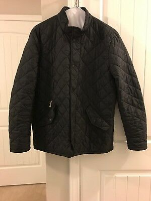 Mens Barbour Quilted jacket, Large